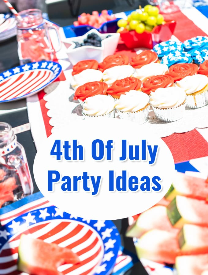4th July Party Ideas Image