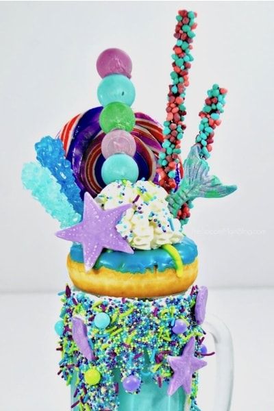Mermaid Freakshake