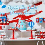 Popular Boy Baby Shower Themes