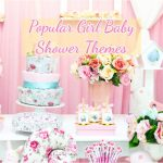 Popular Girl Baby Shower Themes