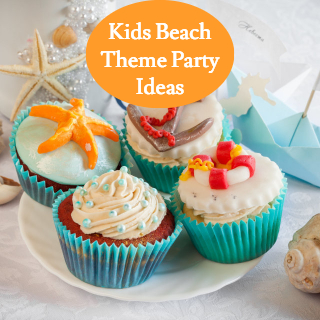 kids Beach Theme Party