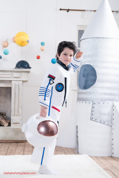 Astronaut Party costume Ideas