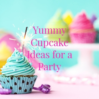 Yummy Cupcake Ideas for a party