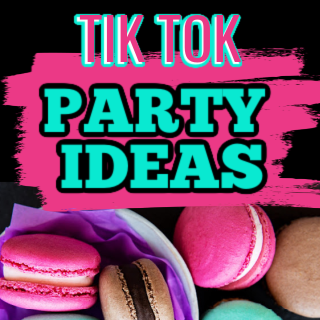 Tik Tok Party Ideas image