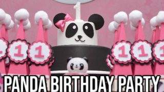 Panda Birthday Party Ideas