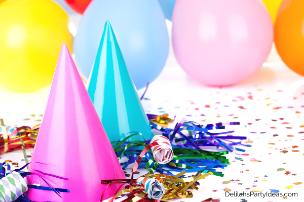 Budget Friendly Kids party Decorations