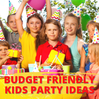 Budget Friendly Party Tips