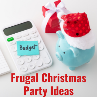 Frugal Christmas Party Ideas