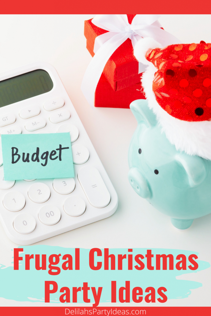 Fun and Frugal Christmas Party Ideas
