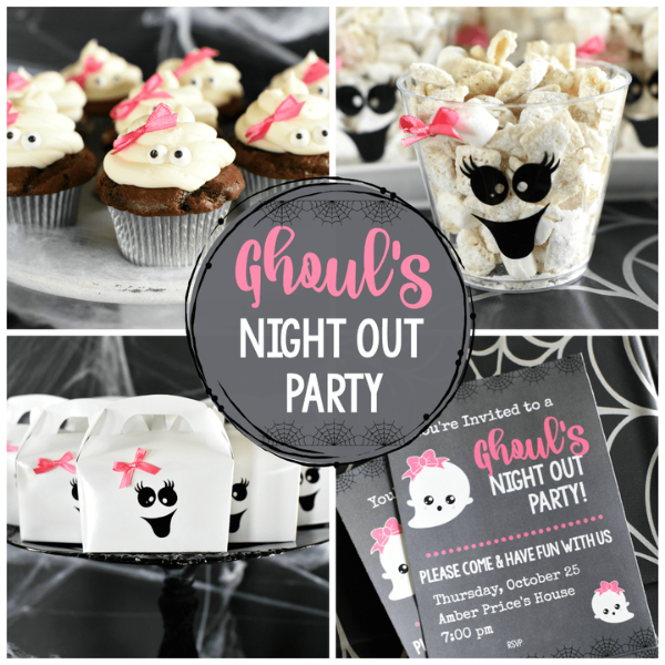 Ghouls Party Pack