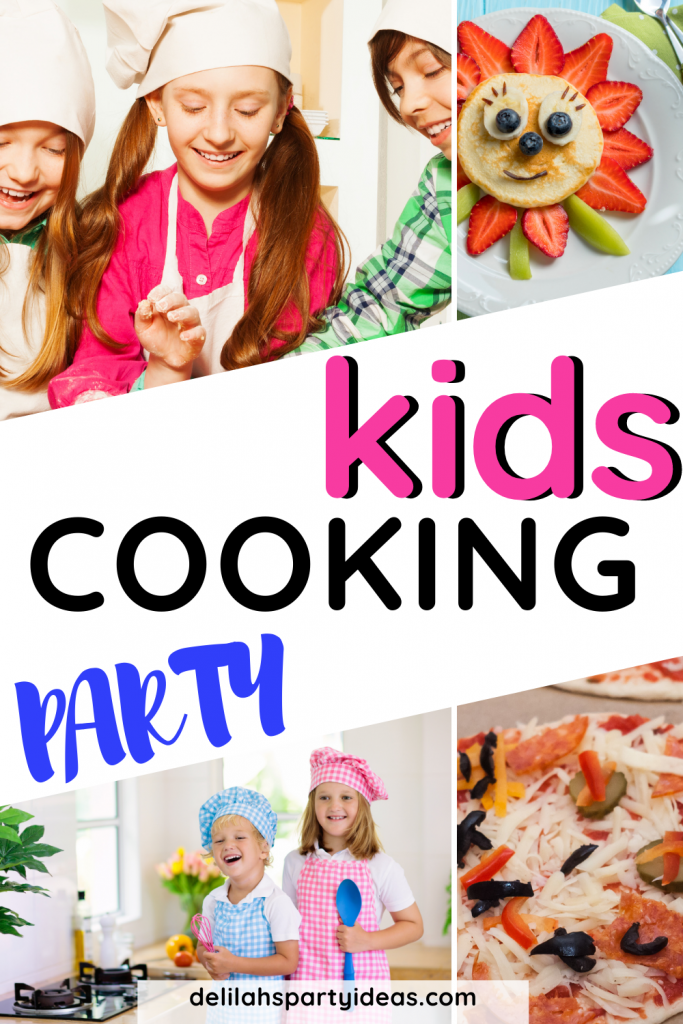 Kids Cooking Party
